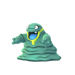 Grimer Pokemon GO