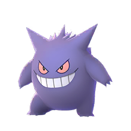 Gengar - Male / Female