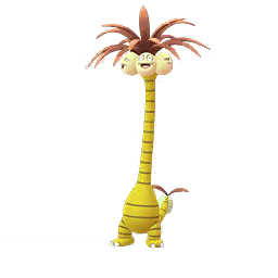 Exeggutor - Shiny Form 61 Male / Female