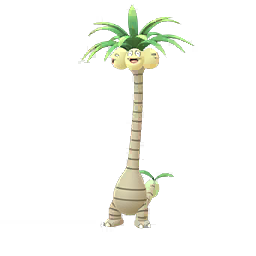 Exeggutor - Form 61 Male / Female