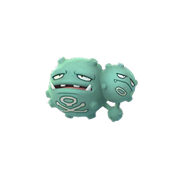 Weezing - Shiny Male / Female
