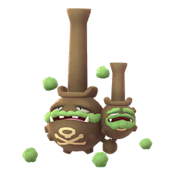 Weezing - Shiny Form 31 Male / Female