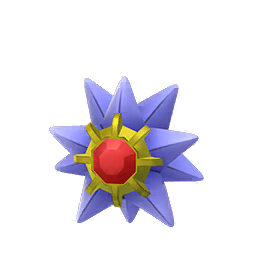 Starmie Pokemon GO
