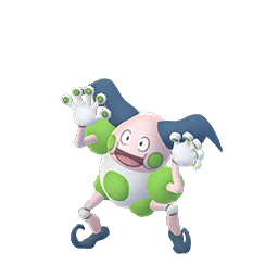 Mr. Mime - Shiny Male / Female