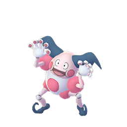 Mr. Mime Pokemon GO