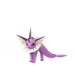 Vaporeon - Shiny Male