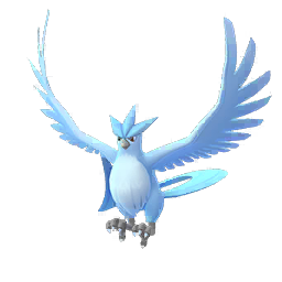Articuno - Shiny Male / Female