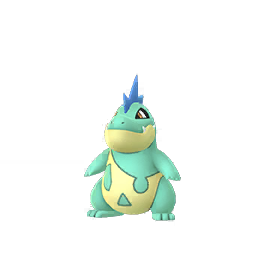 Croconaw - Shiny Male / Female