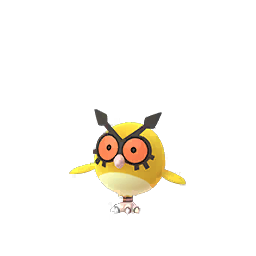 Hoothoot - Shiny Male / Female