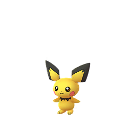 Pichu - Shiny Male / Female