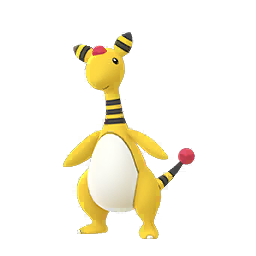 Ampharos - Male / Female