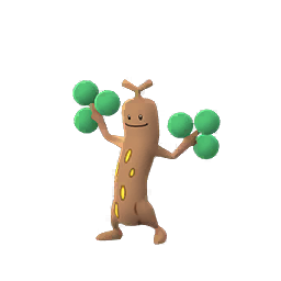 Sudowoodo - Female