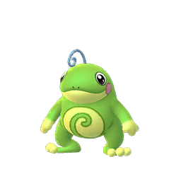 Politoed - Male