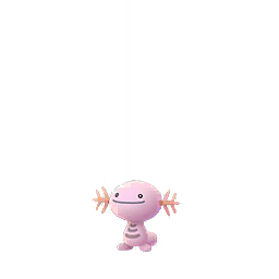 Wooper - Shiny Male