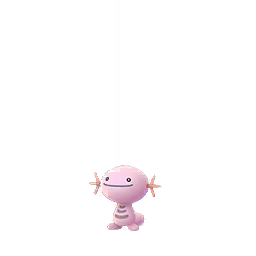 Wooper - Shiny Female