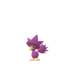 Murkrow - Shiny Male