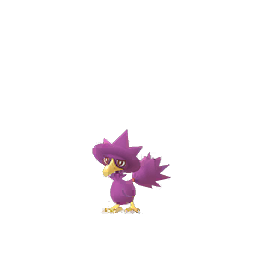Murkrow - Shiny Female