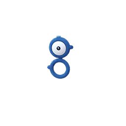 Unown - Shiny Form 12 Male / Female