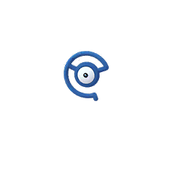 Unown - Shiny Form 13 Male / Female