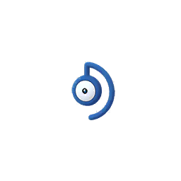 Unown - Shiny Form 14 Male / Female