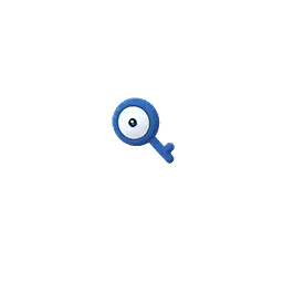 Unown - Shiny Form 27 Male / Female