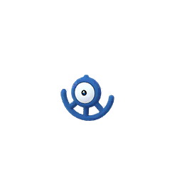 Unown - Shiny Form 31 Male / Female