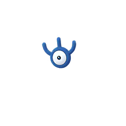 Unown - Shiny Form 33 Male / Female