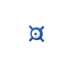 Unown - Shiny Form 34 Male / Female