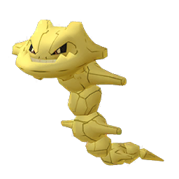 Steelix - Shiny Male