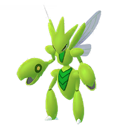 Scizor - Shiny Female