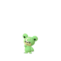 Teddiursa - Shiny Male / Female