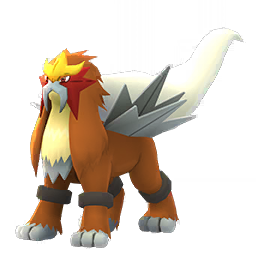 Entei Pokemon GO