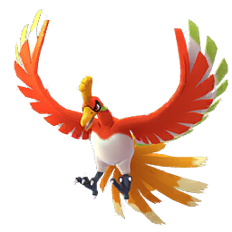 Ho-Oh - Male / Female