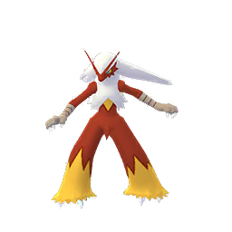 Blaziken - Shiny Male