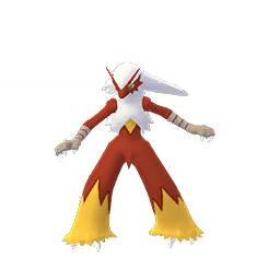 Blaziken - Shiny Female