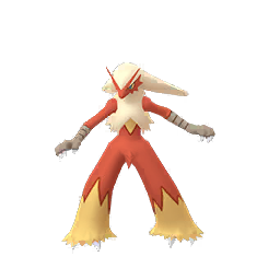 Blaziken - Female