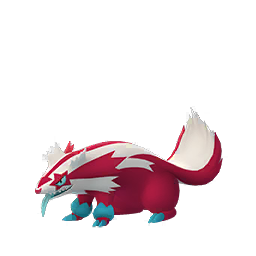 Linoone - Shiny Form 31 Male / Female