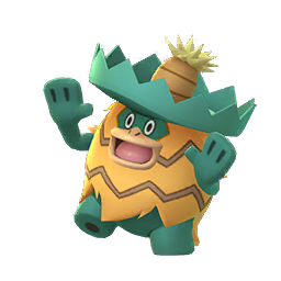 Ludicolo - Shiny Female