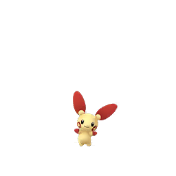 Plusle - Shiny Male / Female