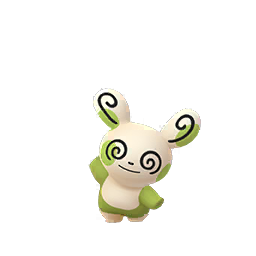 Spinda - Shiny Male / Female