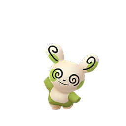 Spinda - Shiny Form 11 Male / Female