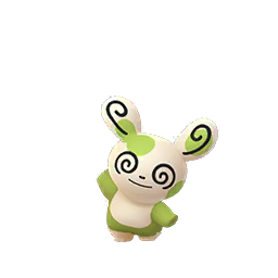 Spinda - Shiny Form 12 Male / Female