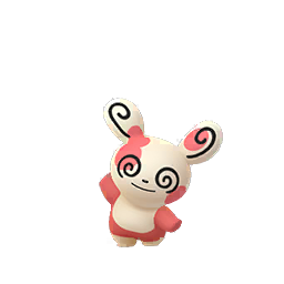 Spinda - Form 12 Male / Female