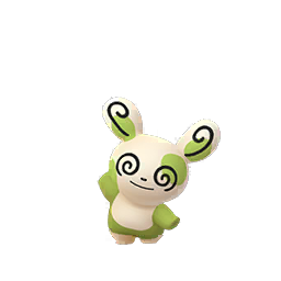 Spinda - Shiny Form 14 Male / Female
