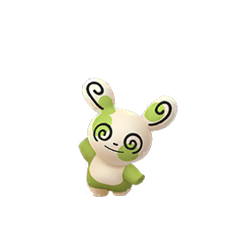 Spinda - Shiny Form 15 Male / Female
