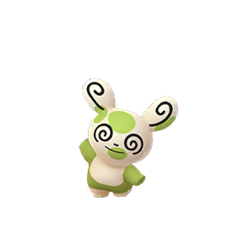Spinda - Shiny Form 16 Male / Female