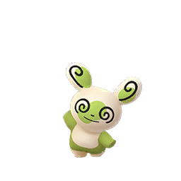 Spinda - Shiny Form 17 Male / Female