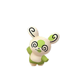 Spinda - Shiny Form 18 Male / Female