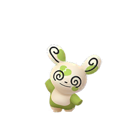 Spinda - Shiny Form 19 Male / Female