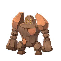 Regirock - Shiny Male / Female